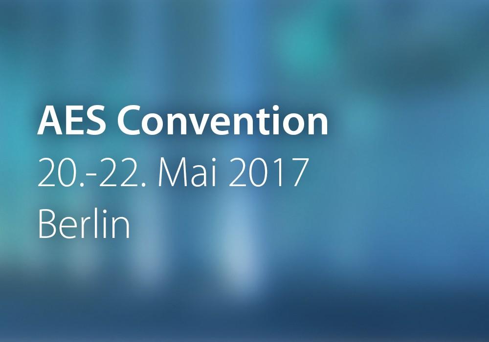 Vorschau: AESConvention_2017