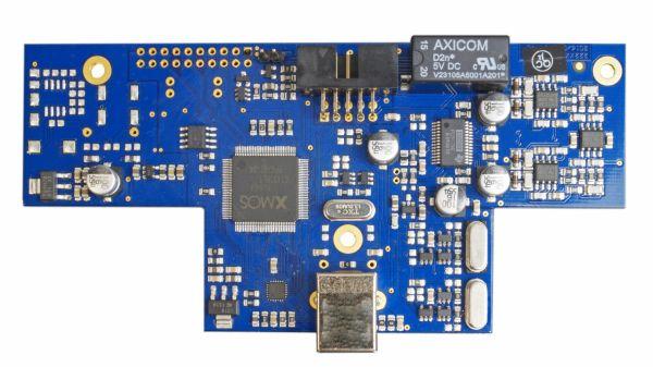 Violectric USB Eingang mit 24 Bit / 192 kHz, X-Mos für Headphone
