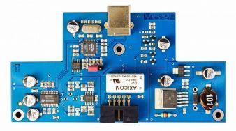 Violectric USB Eingang mit 24 Bit / 96 kHz, Tenor für Headphone
