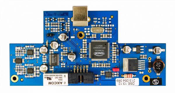 Violectric USB input with 24 Bit / 192 kHz