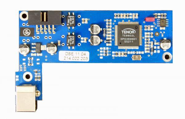 Violectric USB Eingang mit 24 Bit / 192 kHz, Tenor für DAC