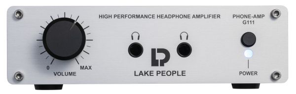 Lake People Phone-AMP G111, silver