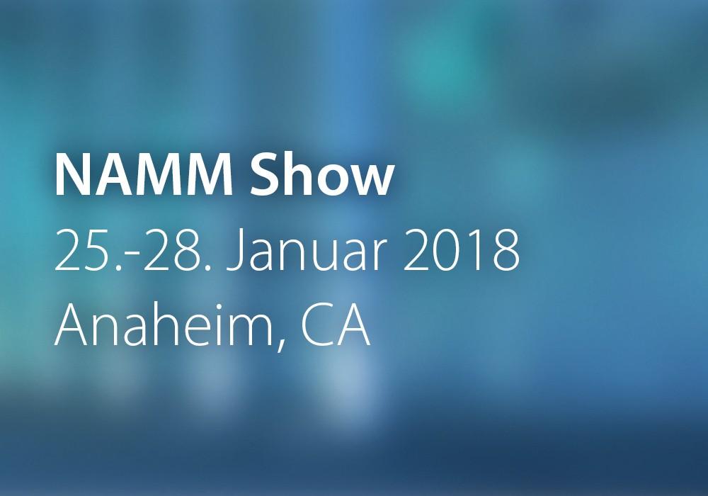 Vorschau: NAMM_2018