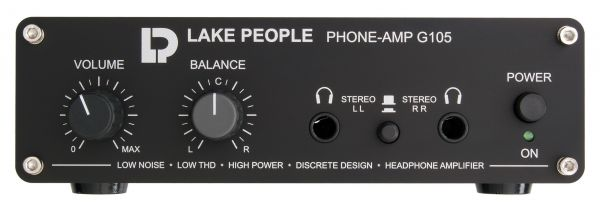 Lake People Phone-Amp G105